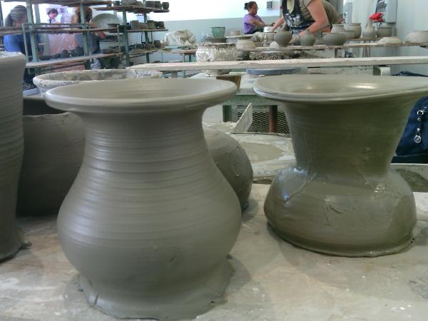 Immagine della scuola di ceramica di Montelupo Fiorentino