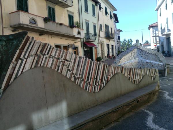 Immagine di via Garibaldi a Montelupo Fiorentino