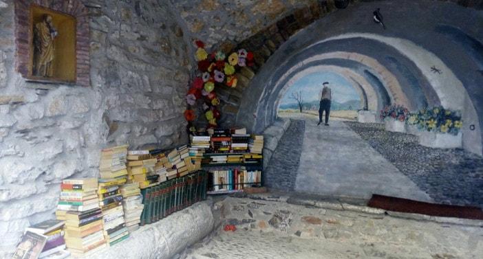 Immagine dei libri da scambiare a Boscomare