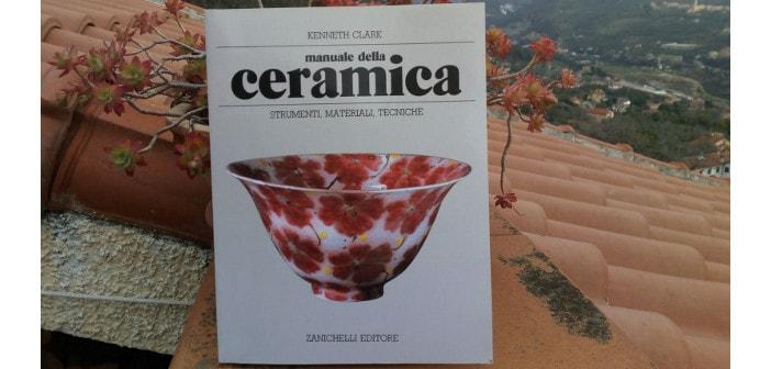 Immagine del libro Manuale della Ceramica