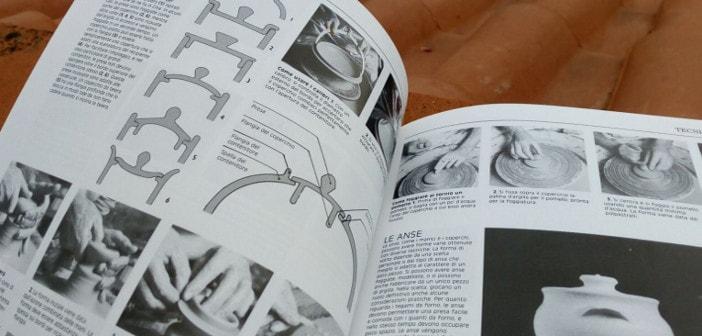 Immagine della sezione di come fare i coperchi in ceramica con il Manuale della Ceramica