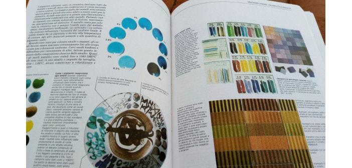 Immagine nel libro Manuale della Ceramica su come fare i colori