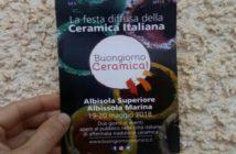 Immagine della brochure di Buongiorno Ceramica