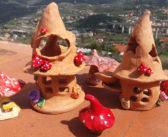 Casette fantasy in ceramica