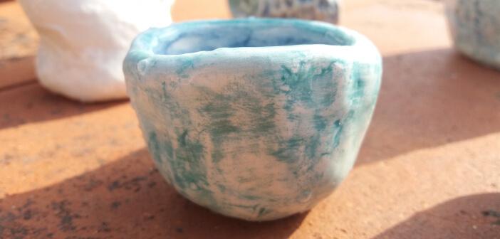 Coppette in ceramica artigianale