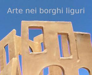 Logo della sezione dell'Arte nei Borghi Liguri
